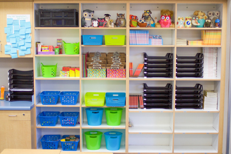 Best ideas about Classroom Storage Ideas . Save or Pin Classroom Tour and Ideas Now.