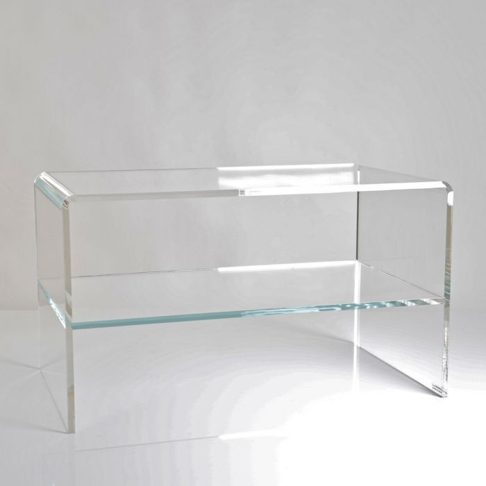 Best ideas about Clear Coffee Table . Save or Pin Modern Clear Coffee Table Now.