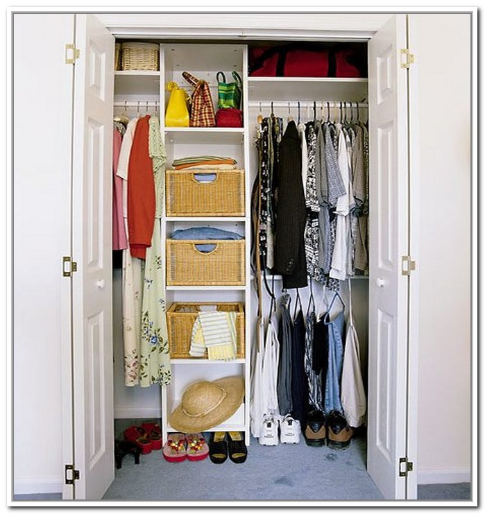 Best ideas about Clothes Storage Ideas For Small Spaces . Save or Pin Cheap Storage Ideas For Small Spaces Now.