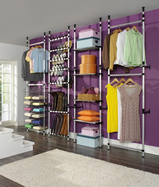 Best ideas about Clothes Storage Ideas For Small Spaces . Save or Pin 14 Lovely DIY Clothing Storage Ideas That Will Make You Now.