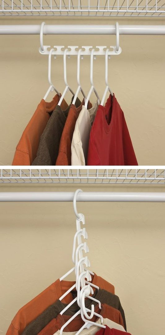 Best ideas about Clothes Storage Ideas For Small Spaces . Save or Pin Best 25 Closet space ideas on Pinterest Now.