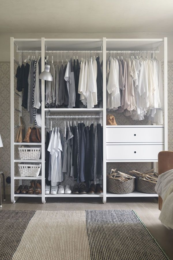 Best ideas about Clothes Storage Ideas For Small Spaces . Save or Pin Best 25 Small bedroom storage ideas on Pinterest Now.