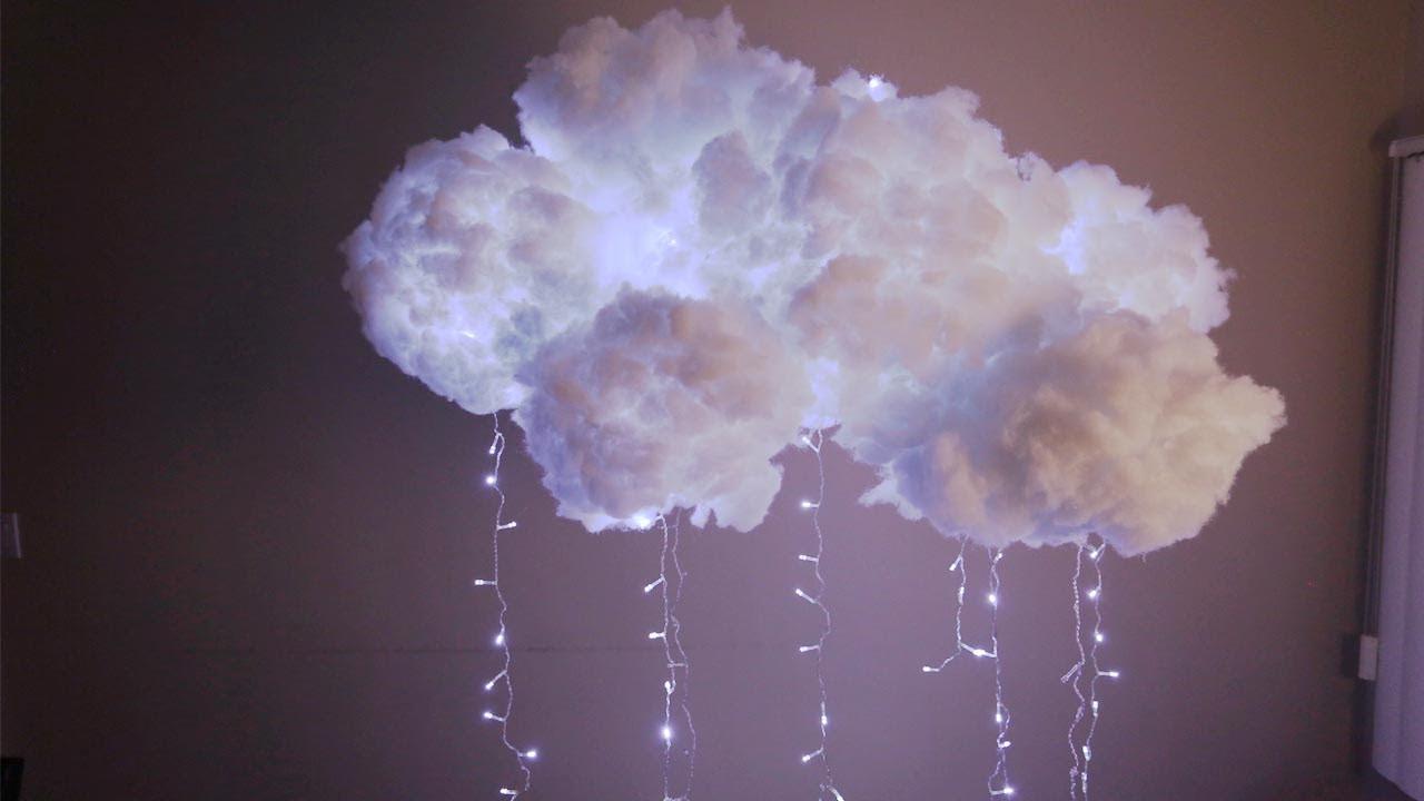 Best ideas about Cloud Light DIY . Save or Pin DIY Cloud Light Now.