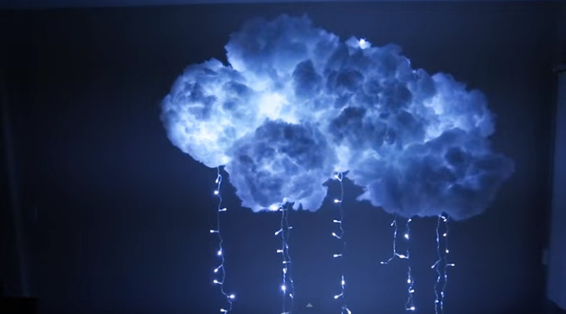 Best ideas about Cloud Light DIY . Save or Pin 6 Ways to Transform Your Bedroom into Your Very Own Galaxy Now.