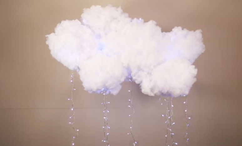 Best ideas about Cloud Light DIY . Save or Pin How To Make A DIY Cloud Light Now.