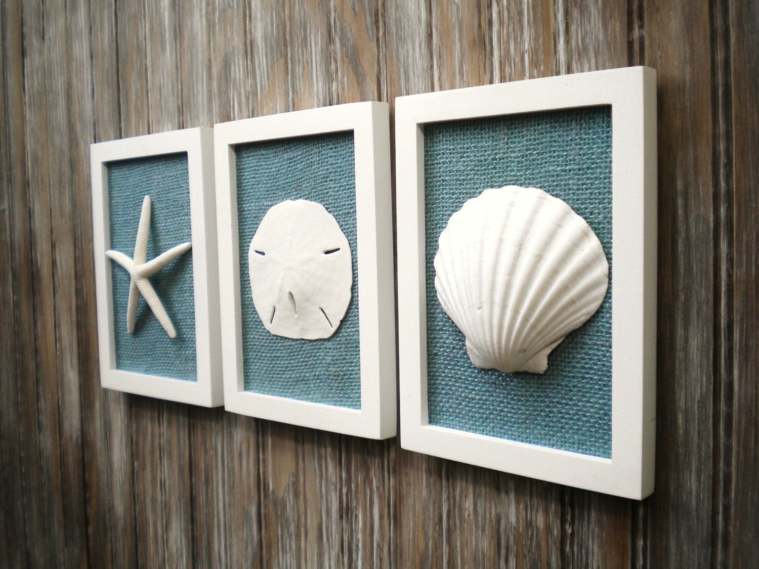 Best ideas about Coastal Wall Art . Save or Pin Cottage Chic Set of Beach Decor Wall Art Nautical Decor Now.