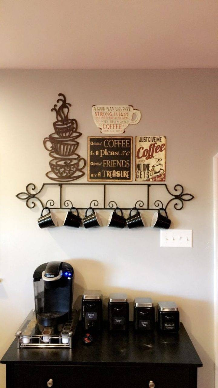 Best ideas about Coffee Kitchen Decor Walmart . Save or Pin 20 Inspirations of Bed Bath And Beyond 3D Wall Art Now.