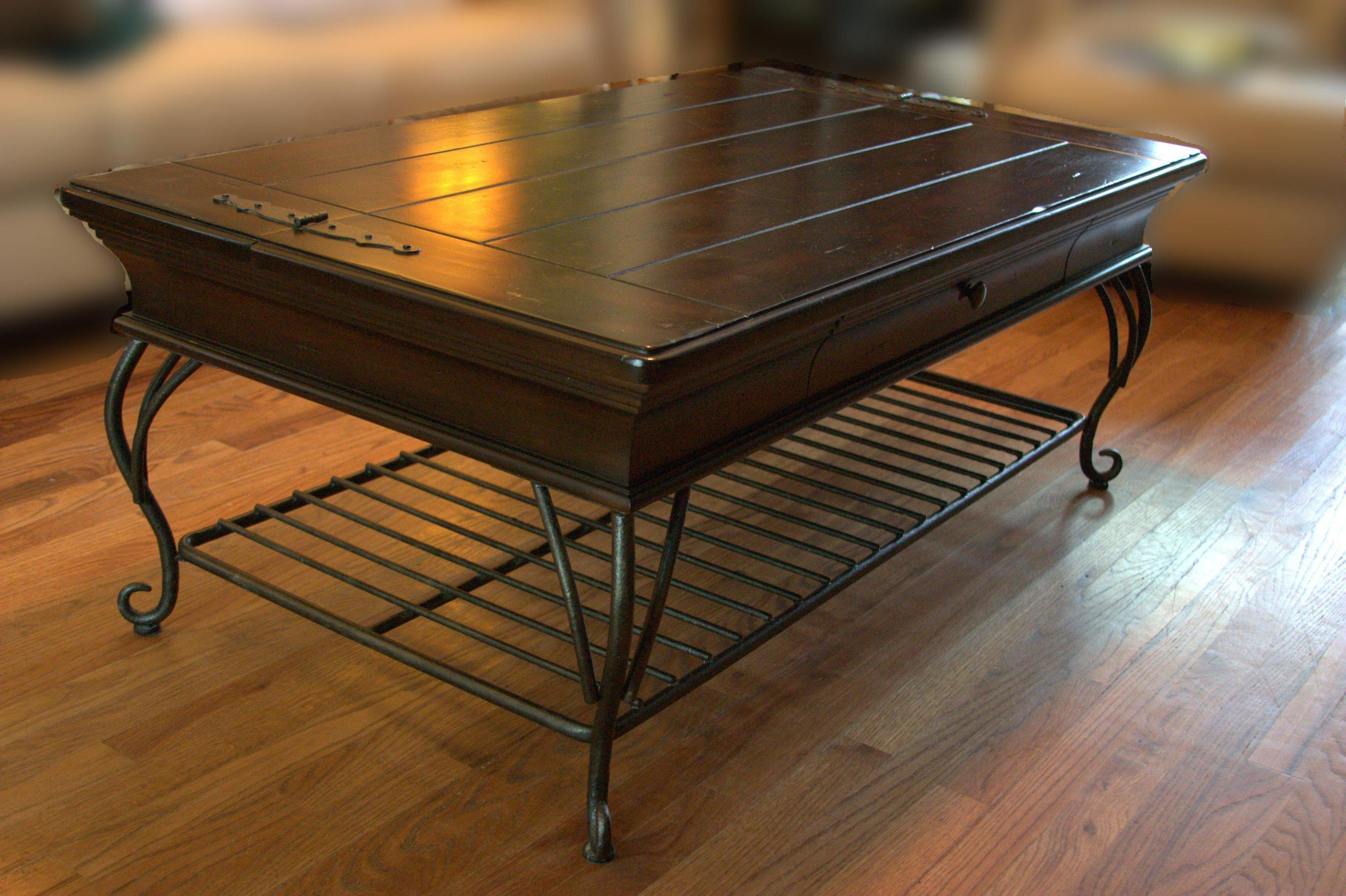 Best ideas about Coffee Table For Sale . Save or Pin Transform Wrought Iron Coffee Tables For Sale For Your Now.