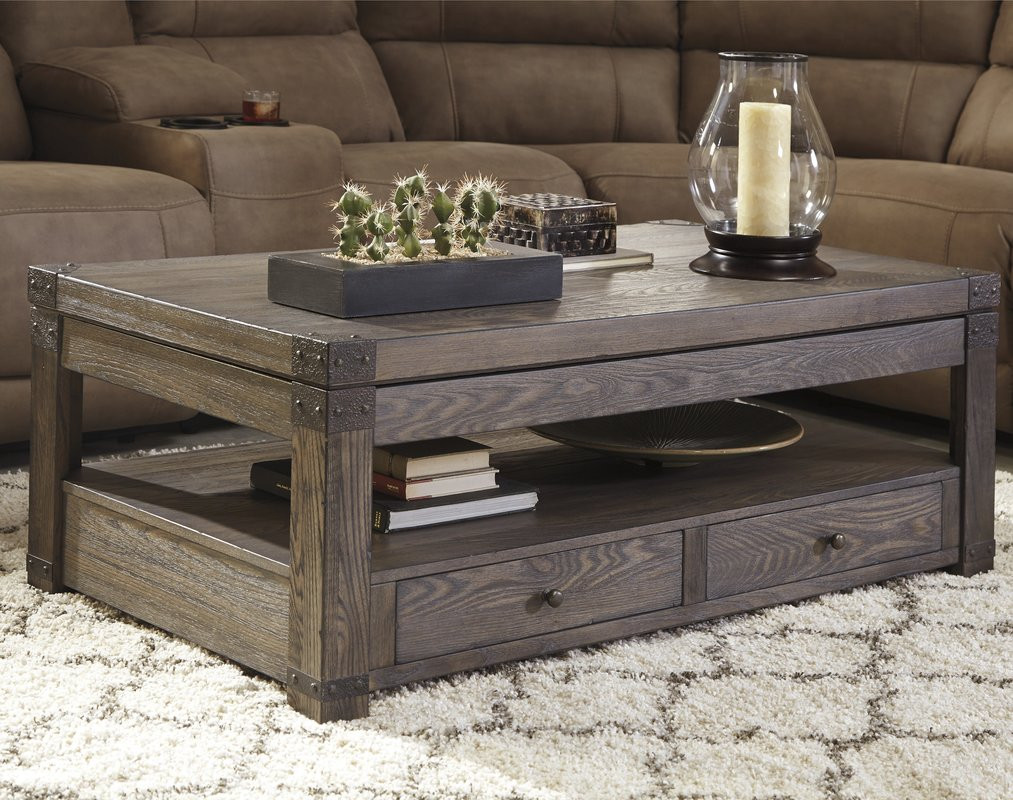 Best ideas about Coffee Table Lift Top . Save or Pin Loon Peak Bryan Coffee Table with Lift Top & Reviews Now.