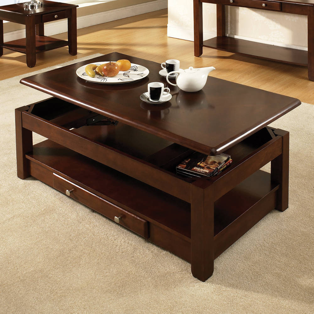 Best ideas about Coffee Table Lift Top . Save or Pin Unique Coffee Tables with hidden partments Now.