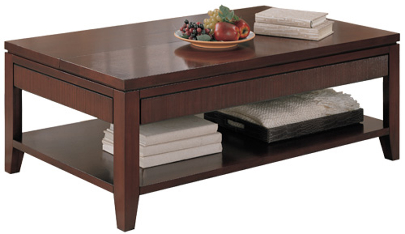 Best ideas about Coffee Table Lift Top . Save or Pin Cherry Grove Lift Top Coffee Table Now.