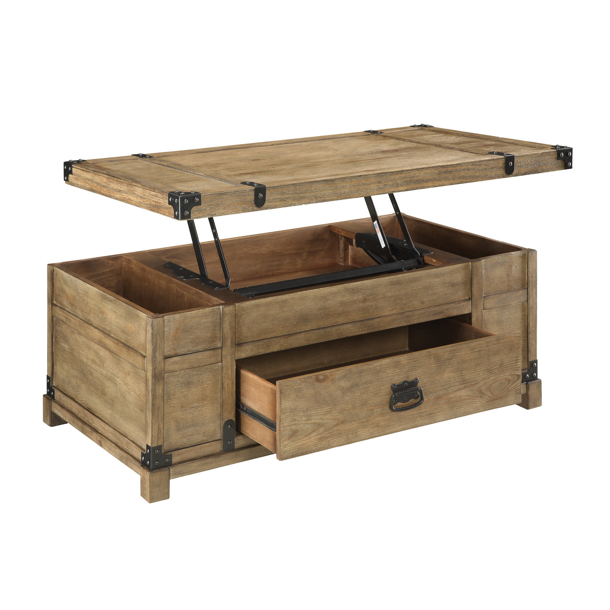Best ideas about Coffee Table Lift Top . Save or Pin Coast to Coast Imports Treasure Coffee Table with Lift Top Now.