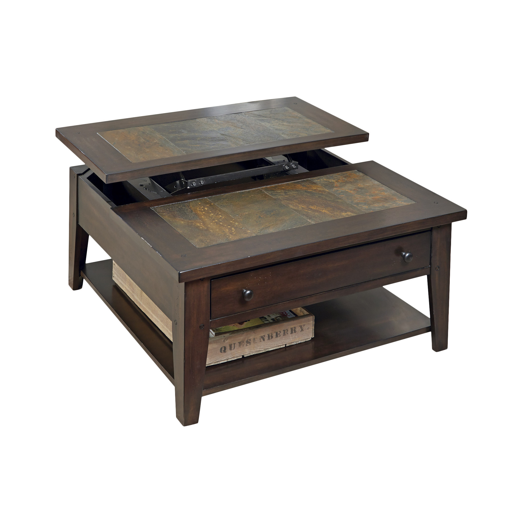 Best ideas about Coffee Table Lift Top . Save or Pin Loon Peak Leadville North Coffee Table with Lift Top Now.
