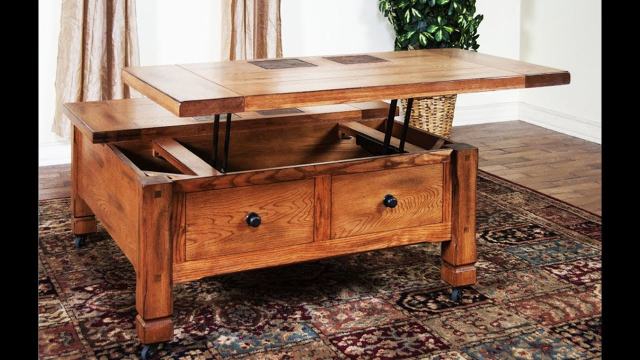 Best ideas about Coffee Table Lift Top . Save or Pin Lift Top Coffee Table Now.