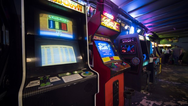 Best ideas about Coin Op Game Room Sacramento . Save or Pin Arcade games with craft beer and cocktails at former Now.