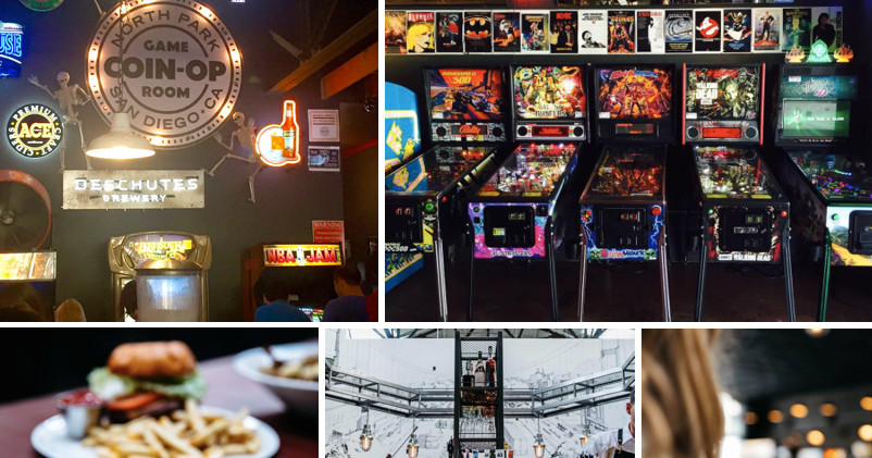 Best ideas about Coin-Op Game Room Sacramento . Save or Pin SanDiegoVille Coin Op Game Room Plans Downtown San Diego Now.