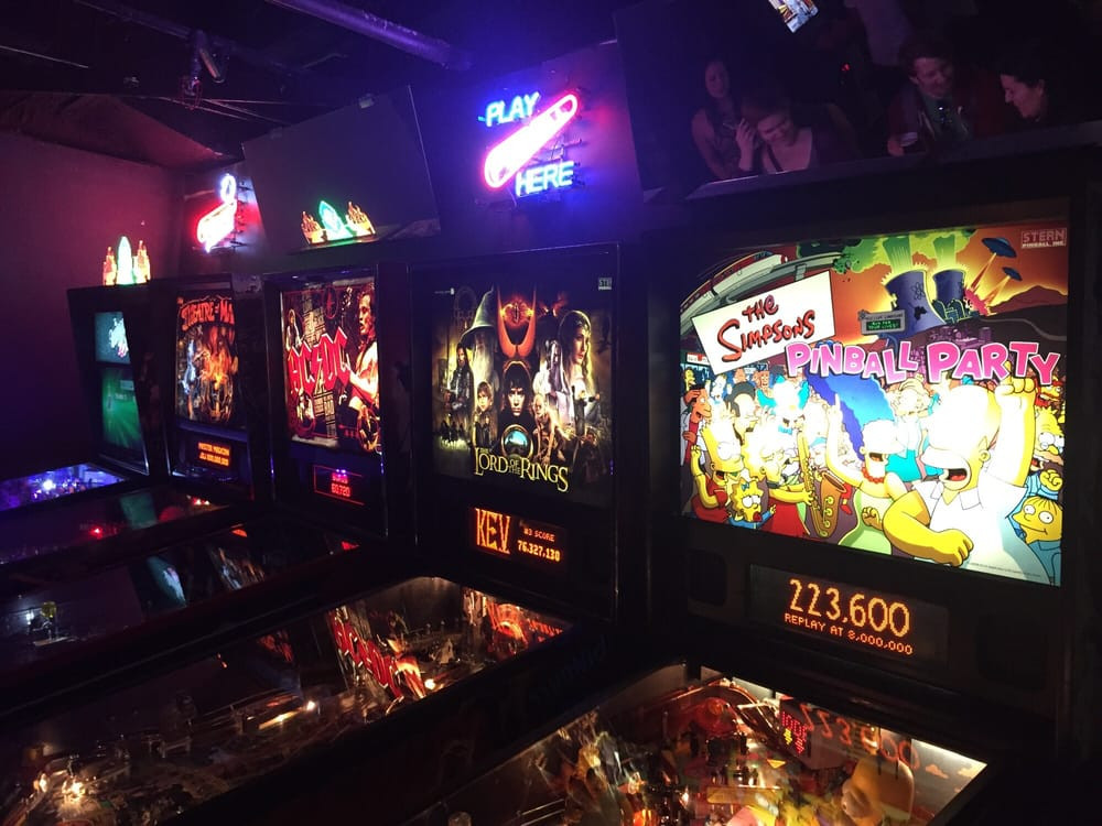 Best ideas about Coin Op Game Room Sacramento . Save or Pin Coin op Game Room Bars Sacramento CA Yelp Now.