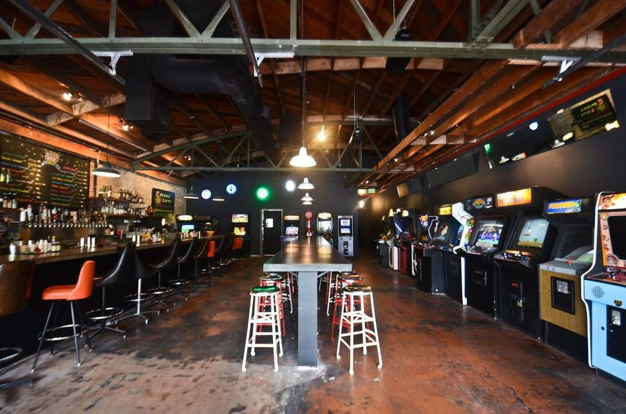 Best ideas about Coin Op Game Room Sf . Save or Pin Drink Eat & Play at New Coin Op Game Room NOW Eater San Now.