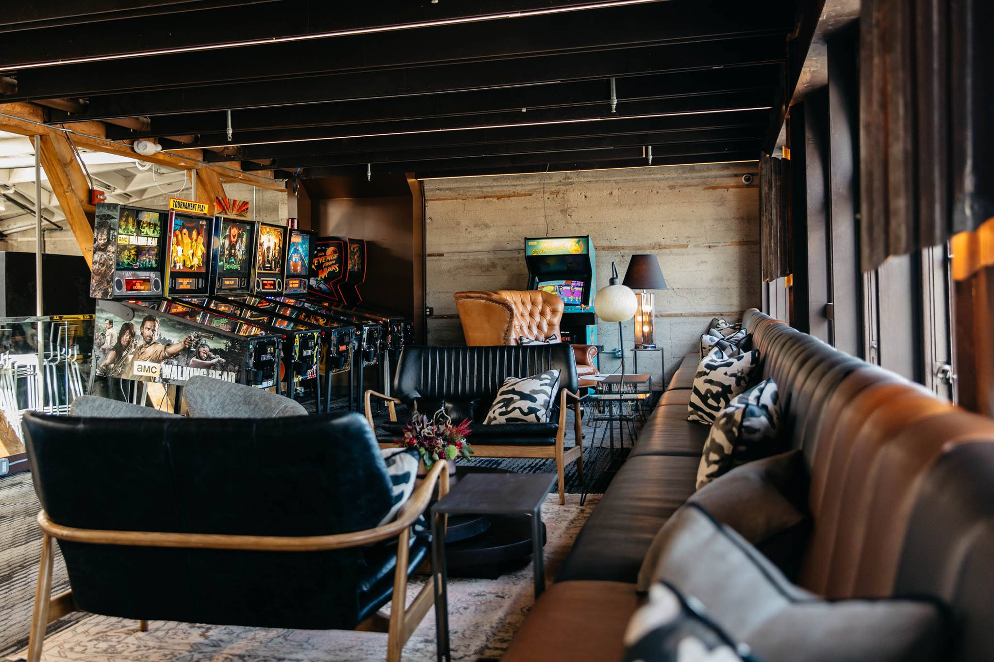 Best ideas about Coin Op Game Room Sf . Save or Pin Best First Date Spots in San Francisco Trinity SF Now.