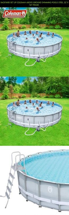 Best ideas about Coleman Above Ground Pool Parts . Save or Pin Best 25 Coleman pool ideas on Pinterest Now.