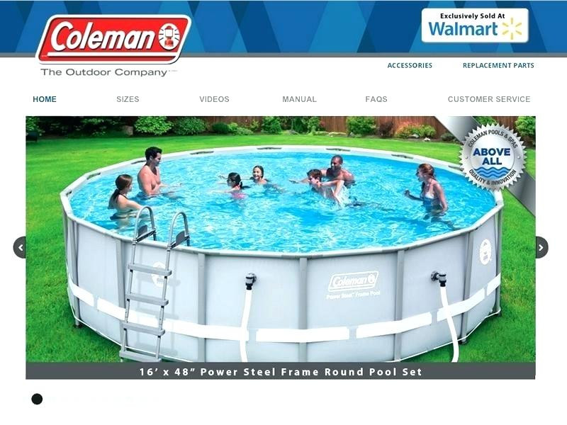 Best ideas about Coleman Above Ground Pool Parts . Save or Pin coleman pool pump – tfastl Now.