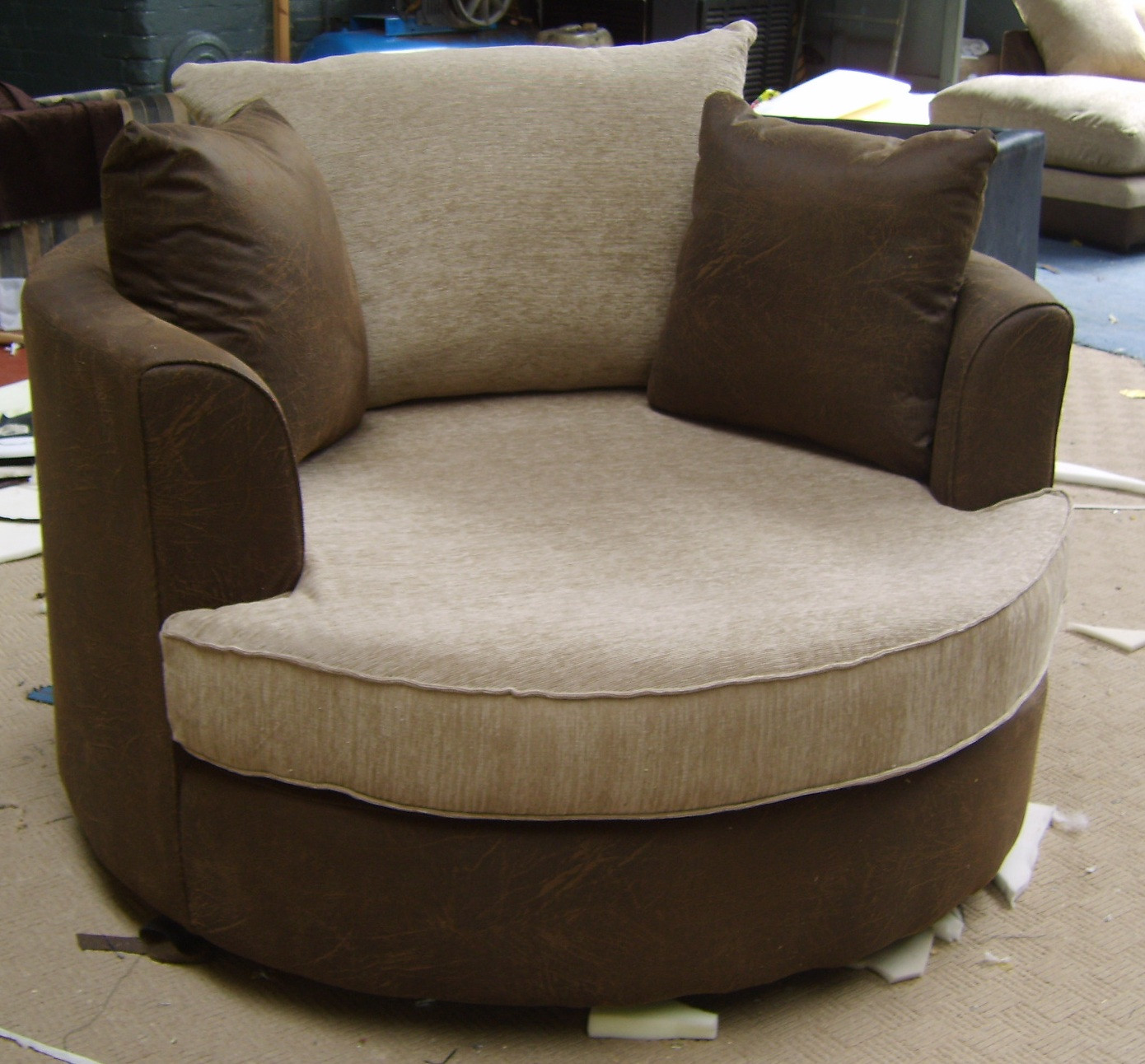 Best ideas about Comfy Reading Chair . Save or Pin Funky Reading Time Now.