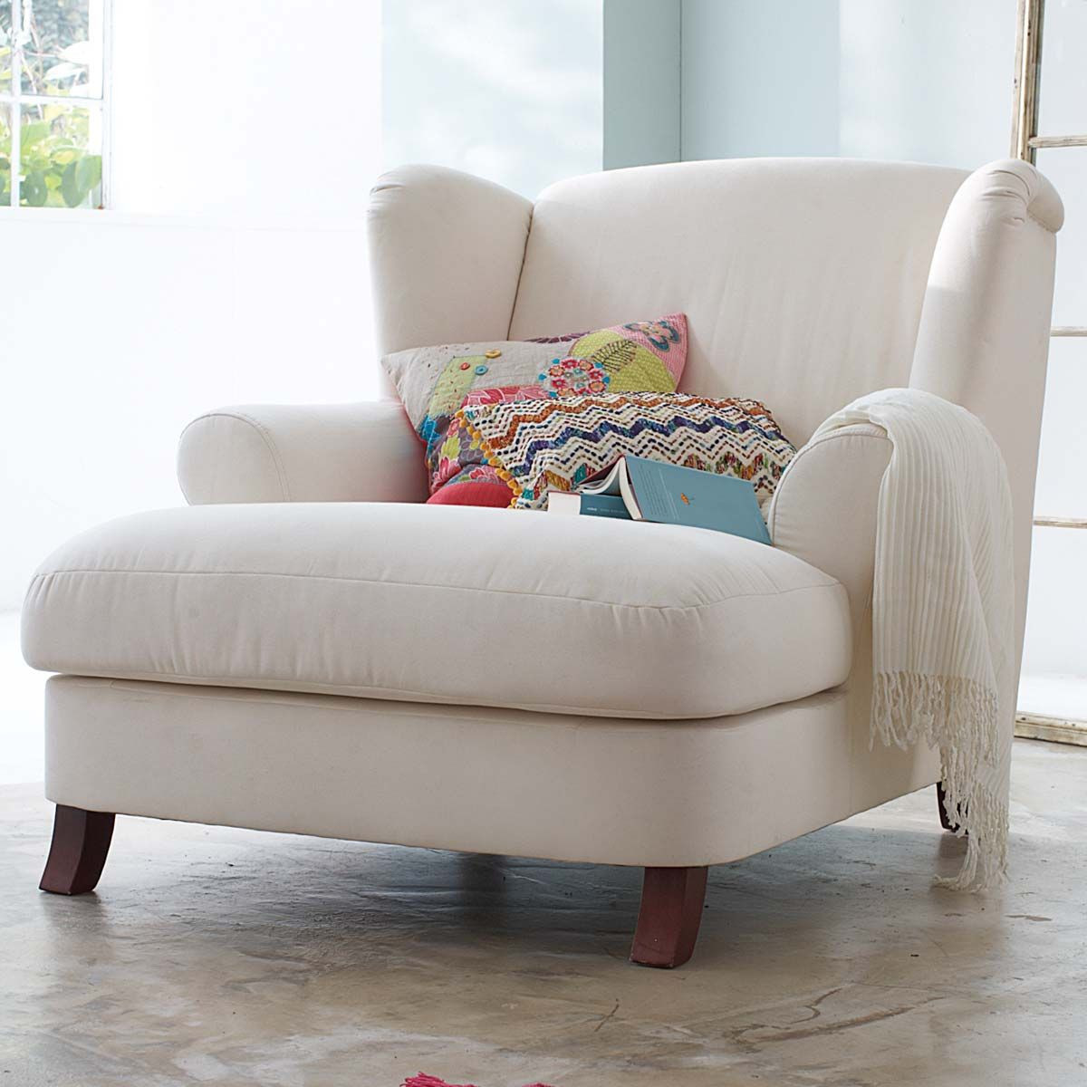 Best ideas about Comfy Reading Chair . Save or Pin dream chair via somewhere north Now.