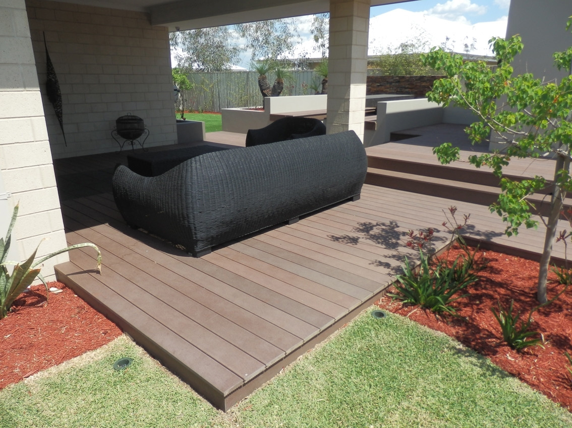 Best ideas about Composite Landscape Timbers . Save or Pin Plastic Landscape Timbers For Simple Decoration Outdoor Now.