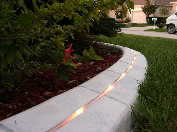 Best ideas about Concrete Landscape Curbing . Save or Pin Kwik Kerb Eurostyle Landscape Lighting and Curb lighting Now.