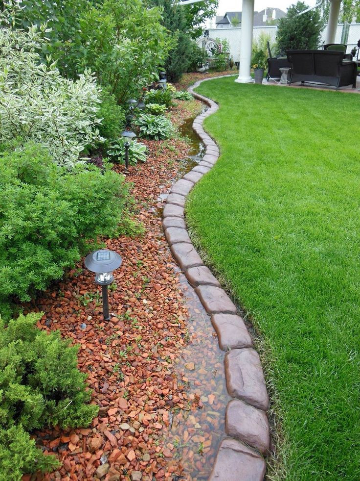 Best ideas about Concrete Landscape Curbing . Save or Pin The 25 best Concrete garden edging ideas on Pinterest Now.