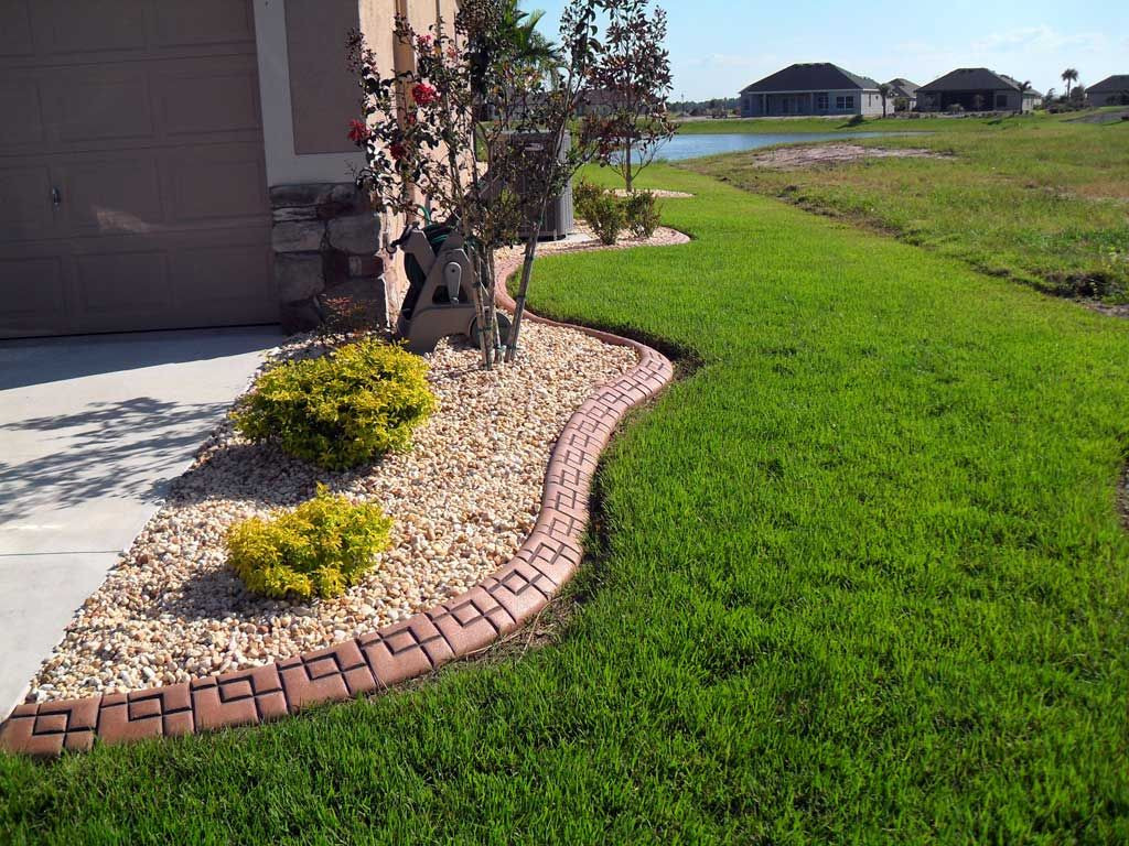 Best ideas about Concrete Landscape Curbing . Save or Pin Central Florida edging Orlando Landscape Curbing Now.
