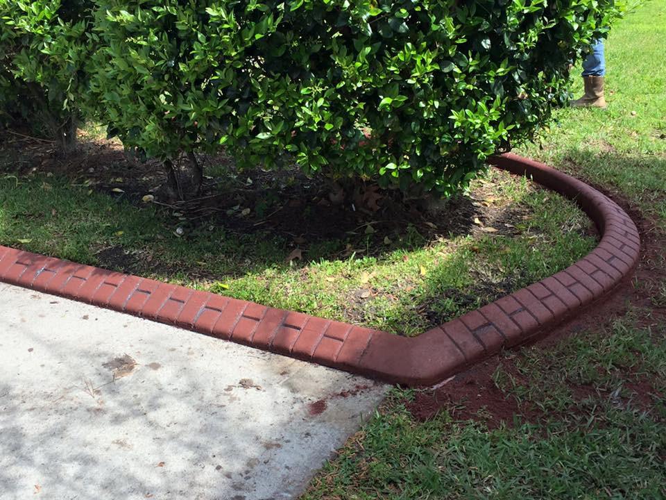 Best ideas about Concrete Landscape Curbing . Save or Pin Landscaping Curbing & Concrete Borders Summerville SC Now.