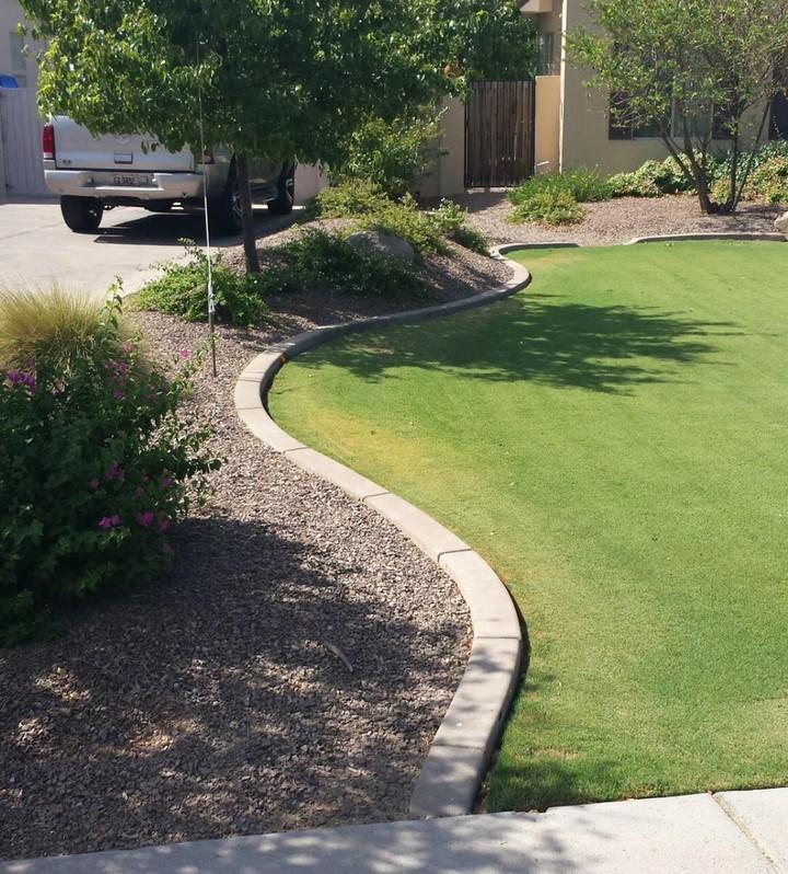 Best ideas about Concrete Landscape Curbing . Save or Pin Concrete Curbing Parking Lots Sidewalks & Landscapes Now.