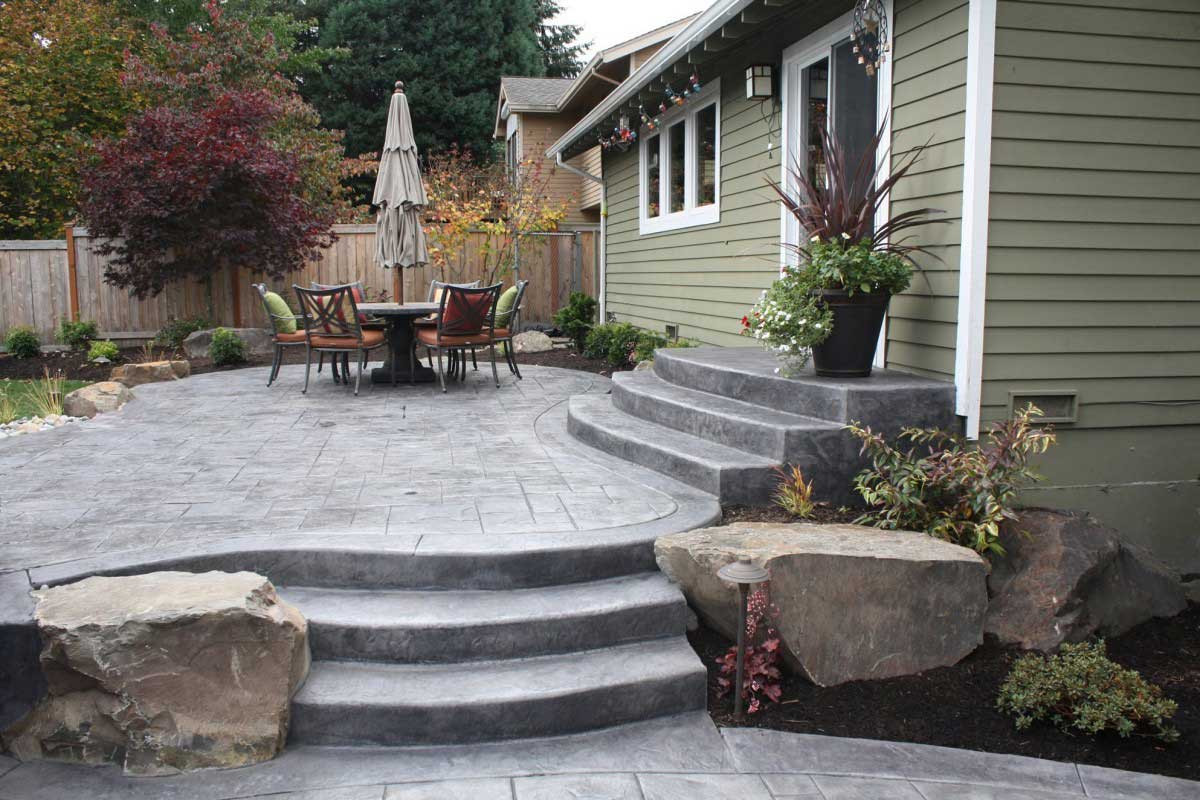 Best ideas about Concrete Patio Ideas . Save or Pin How To Build Concrete Patio In 8 Easy Steps Now.