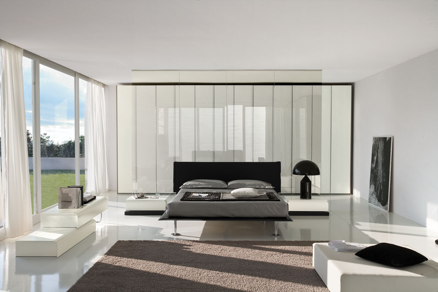 Best ideas about Contemporary Bedroom Ideas . Save or Pin 20 Contemporary Bedroom Furniture Ideas Decoholic Now.