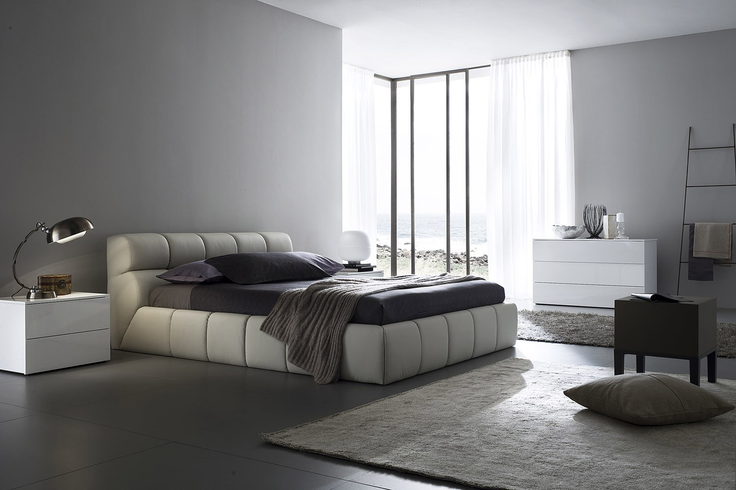 Best ideas about Contemporary Bedroom Ideas . Save or Pin Bedroom Decorating Ideas from Evinco Now.