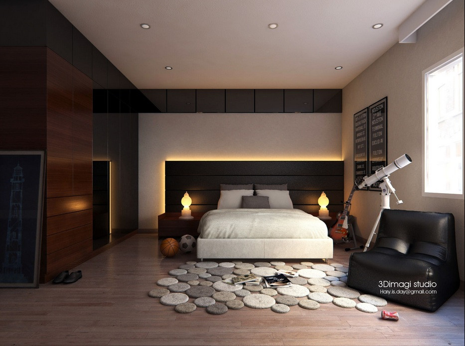 Best ideas about Contemporary Bedroom Ideas . Save or Pin Modern Bedroom Ideas Now.