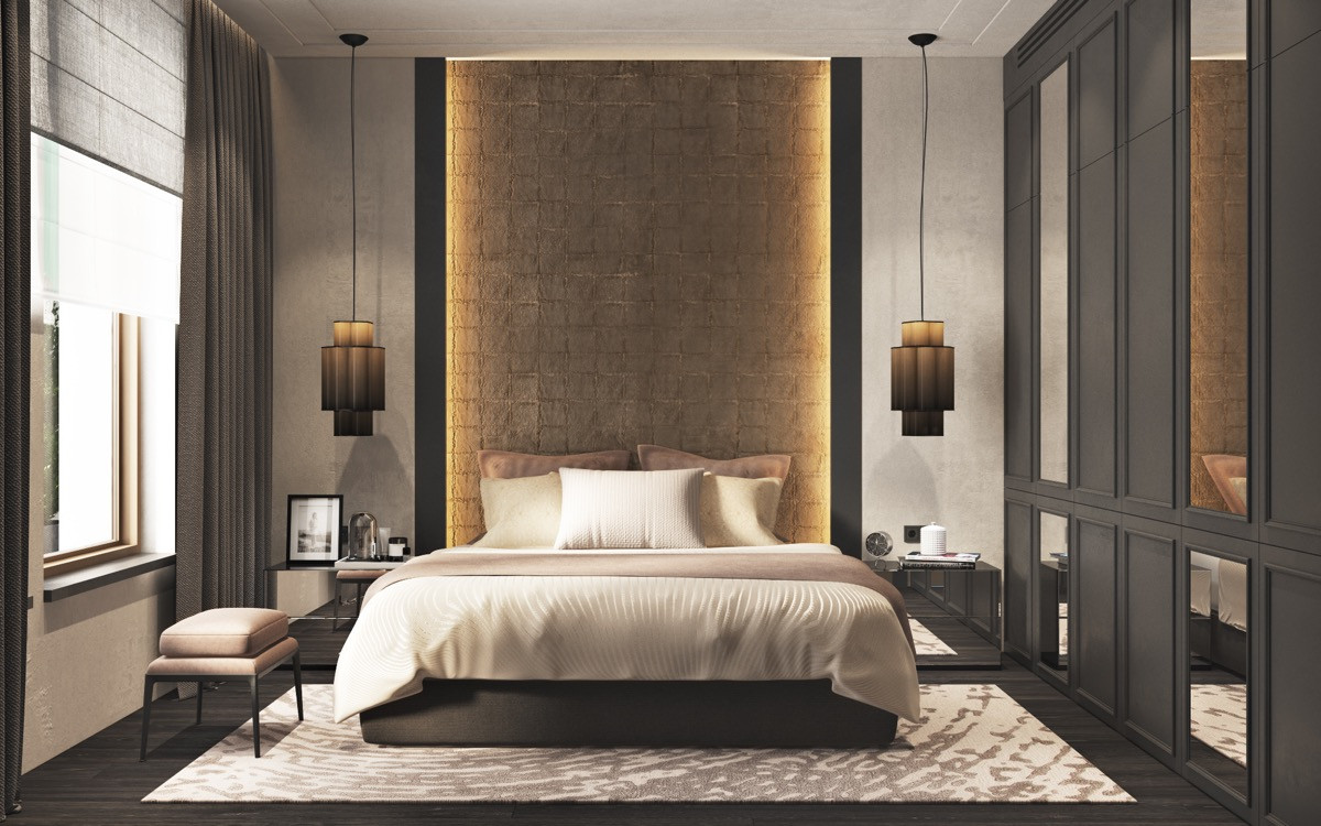 Best ideas about Contemporary Bedroom Ideas . Save or Pin 40 Beautiful Bedrooms That We Are In Awe Now.