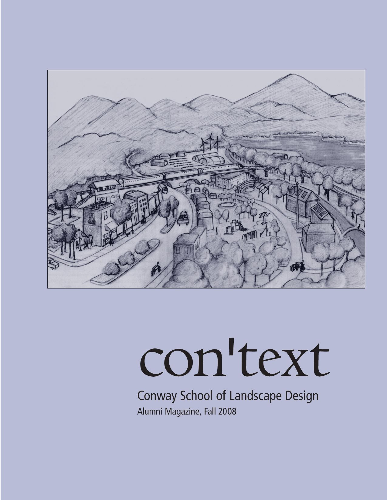 Best ideas about Conway School Of Landscape Design . Save or Pin con text Fall 2008 by The Conway School issuu Now.