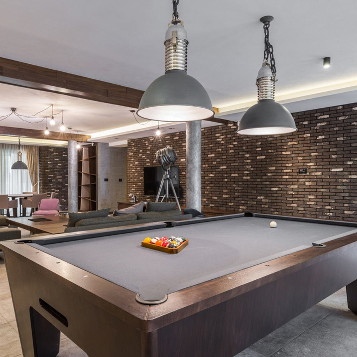 Best ideas about Cool Game Room Ideas . Save or Pin 25 Cool Game Room Ideas Now.