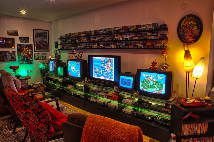 Best ideas about Cool Game Room Ideas . Save or Pin 21 Interesting Game Room Ideas Now.