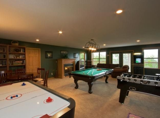 Best ideas about Cool Game Room Ideas . Save or Pin cool game room idea Love this Now.