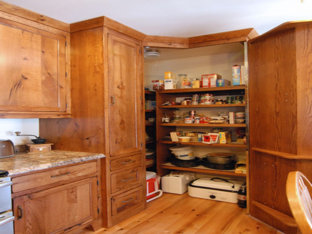Best ideas about Corner Kitchen Pantry Cabinet . Save or Pin Kitchen Pantry Cabinet Installation Guide TheyDesign Now.