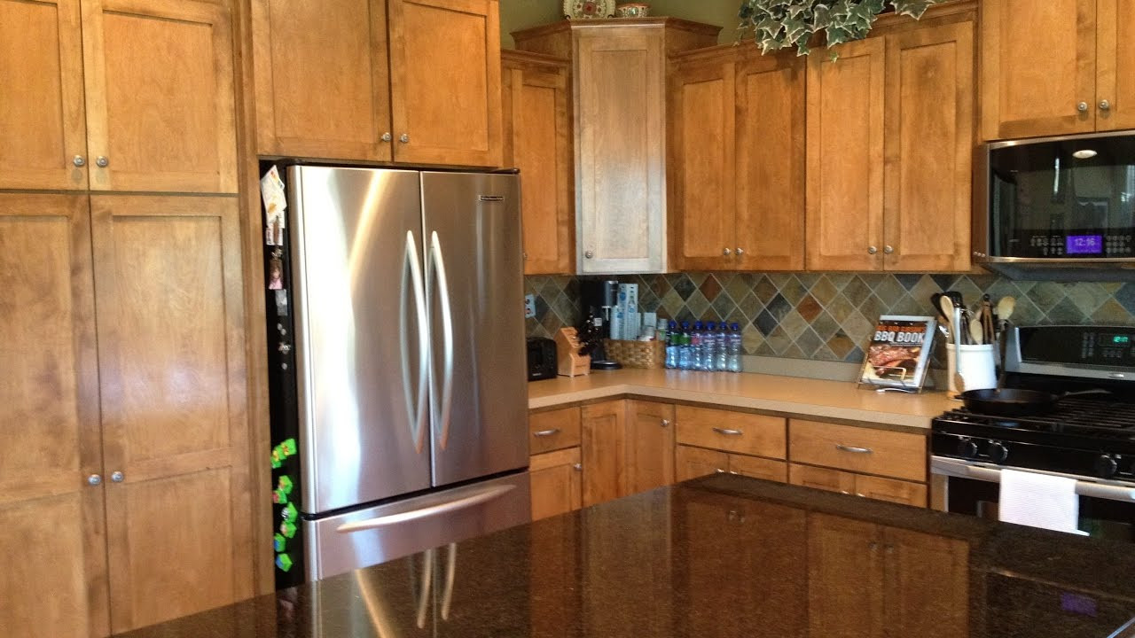 Best ideas about Corner Kitchen Pantry Cabinet . Save or Pin Awesome Corner Kitchen Pantry Cabinet Design Ideas Now.
