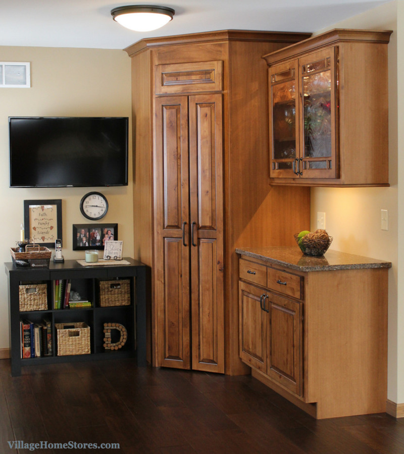Best ideas about Corner Pantry Cabinet . Save or Pin walk through pantry Archives Village Home Stores Blog Now.