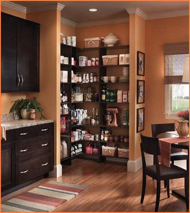 Best ideas about Corner Pantry Cabinet . Save or Pin 1000 ideas about Freestanding Pantry Cabinet on Pinterest Now.