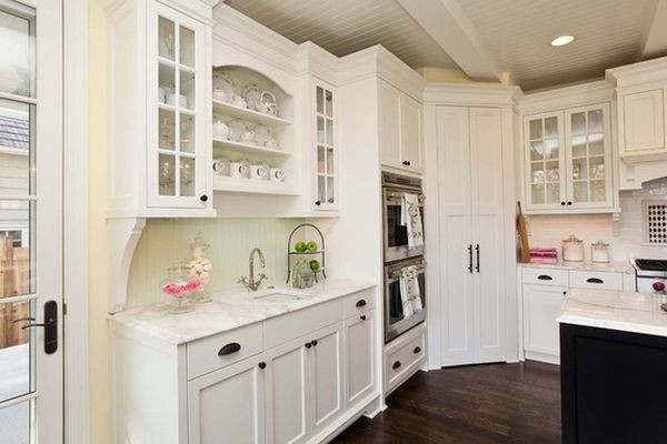 Best ideas about Corner Pantry Cabinet . Save or Pin Design Ideas And Practical Uses For Corner Kitchen Cabinets Now.