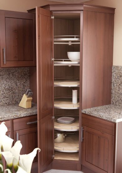 Best ideas about Corner Pantry Cabinet . Save or Pin Best 25 Pantry cupboard ideas on Pinterest Now.