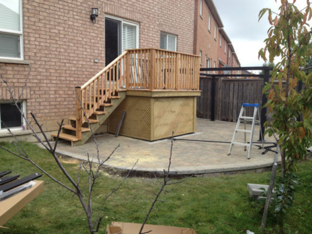Best ideas about Cost To Build A Deck DIY . Save or Pin How Much Does It Cost To Build A Deck In 2018 Now.