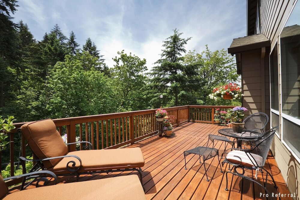 Best ideas about Cost To Build A Deck DIY . Save or Pin 2017 Wood Deck Prices Per Square Foot Now.